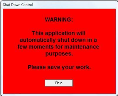 Click to view Force Shut Down screenshots